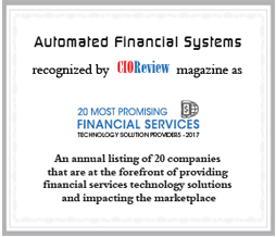 Automated Financial Systems, Inc